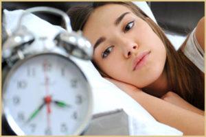 Лечения бессонницы у подростков