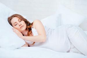 Бессонница при беременности на поздних сроках, почему возникает, что делать