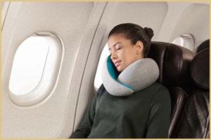 Как спать в самолётах
