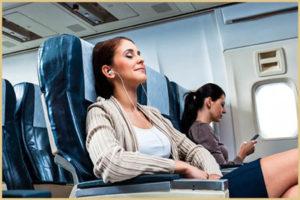 Как выспаться в самолете?