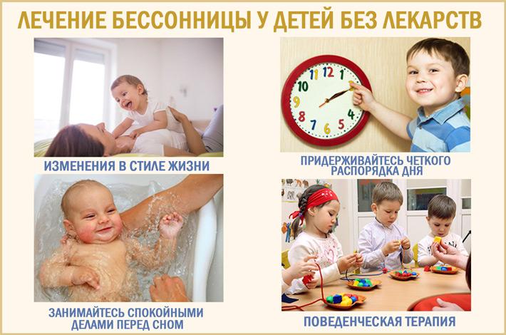 Бессонница и ее лечение в домашних условиях
