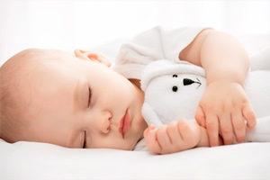 Ночной сон ребёнка