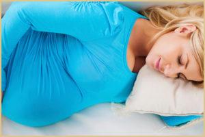 Страшные сны во время беременности
