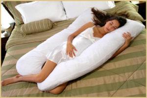 Подушка для беременных. Как выбирать?