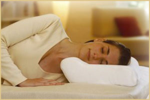 Ортопедическая подушка от храпа