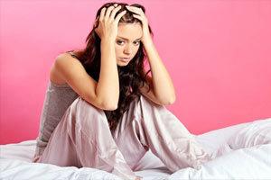 Причины бессонницы у женщин