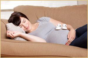 Почему беременным снятся кошмары?