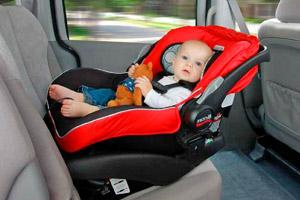 Правила выбора детского автокресла, имеющего положения для сна