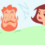 Мужской храп и его лечение