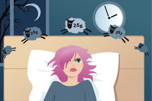 Способы, помогающие быстро уснуть всего за пять минут