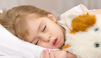 Приступы апноэ у детей: факторы риска
