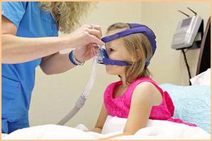 Применение СИНАП-терапии детям