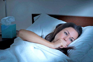 Причины и лечение кашля, возникающего перед сном