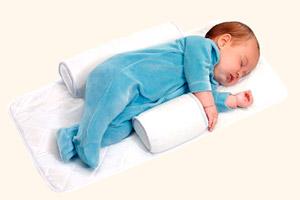 Позиционер для обеспечения безопасного здорового сна младенца