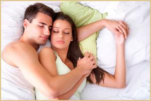Спать вместе