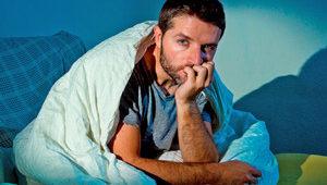 Мужская бессонница: характеристика патологии, способы устранения