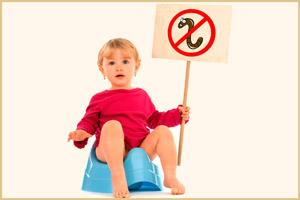 Гельминты у ребенка