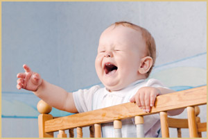 Ребенок не желает спать в кроватке