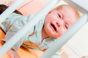 Плохой сон у пятимесячного малыша