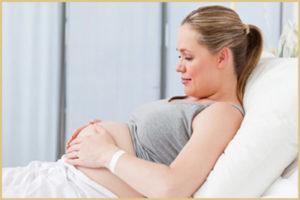 Бессонница у беременной