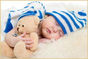 Формирование правильного режима дня ребенка