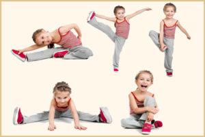 Гимнастика после сна для детей в детском саду