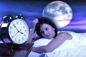 Как Луна влияет на наш сон