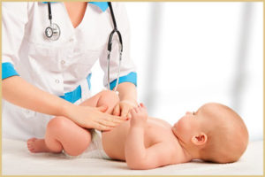 Младенческие кишечные колики