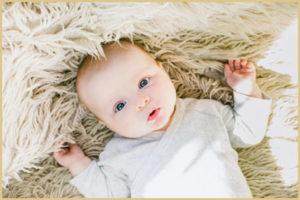 Сон ребенка. Нарушение сна до года