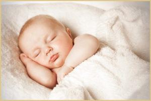 Фазы сна у детей до года