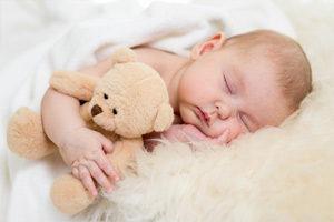 Ребенок мало спит в течение дня