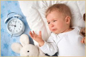 Грудной ребенок плохо спит