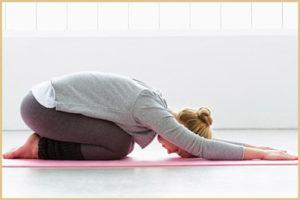 Йога перед сном: основные асаны
