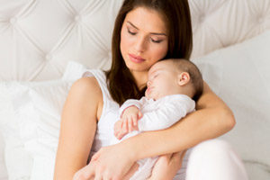 Вздрагивание во время сна у детей грудного возраста