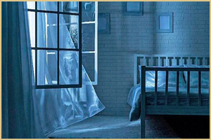 Проветрить комнату перед сном