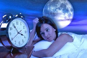 Расстройство сна с регулярными пробуждениями ночью