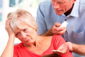 Лекарства для лечения инсомнии у людей преклонного возраста