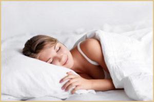 Как спать по фен шуй