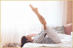 Гимнастика перед сном