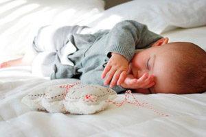 Причины проблем со сном в 4-х месячном возрасте