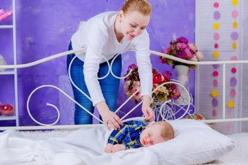 Проблемы со сном у ребенка в 9 месяцев и способы их решения