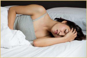 Бессонница во время беременности на ранних сроках