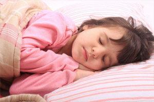 Нарушения сна детей