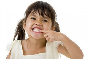 Ночной скрежет зубами у детей