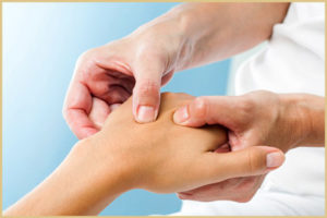 Синдром ночных парестезий рук
