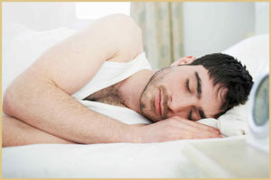 Лечение потливости у мужчин