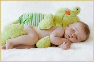 Малыш плохо спит. Что делать?