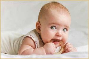 Режутся зубки: первые признаки