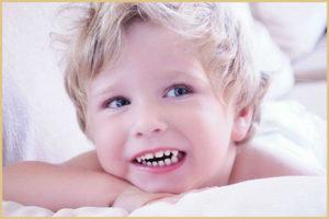 Бруксизм (скрежет зубами во сне) у ребенка