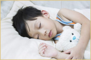 Скрежет зубами у детей: причина и следствие
